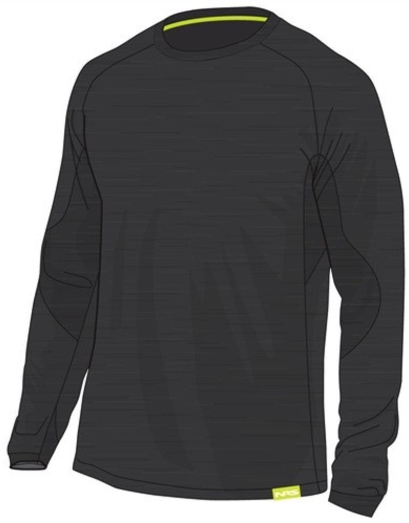 NRS Men's  H2 Core Expedition Weight Crew