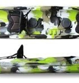 Feelfree Feelfree Corona Angler - includes 2 X KF Seats and 2 Medium Rod Holders
