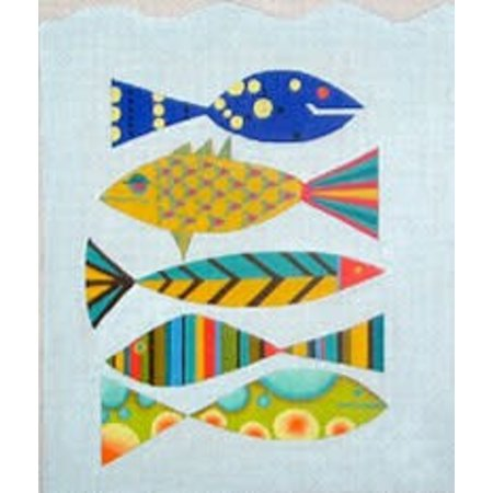 Five Fish 13