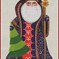 Forever Green Santa