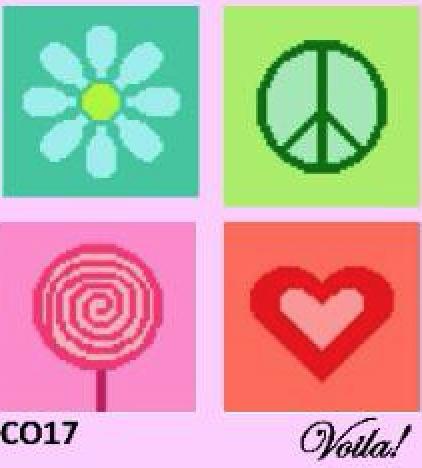 PEACE COASTER KIT
