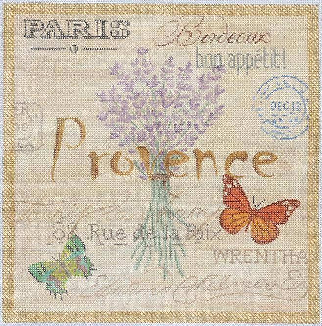 PROVENCE COLLAGE