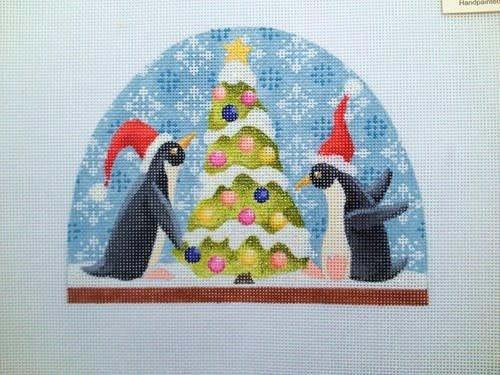 Snow Dome Penguin