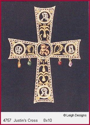 Justins' Cross