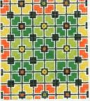 BG75 Geometric Squares 5x6