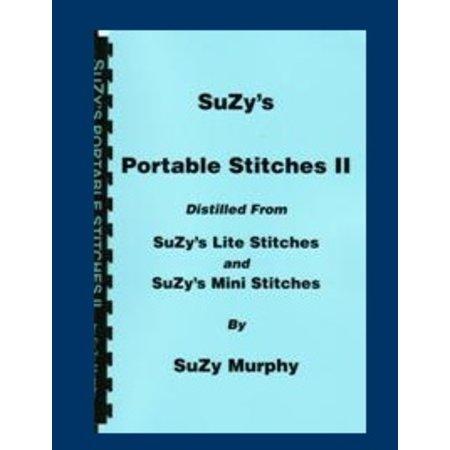 Suzy's Portable Stitches II