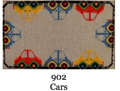 Cars Name Sampler