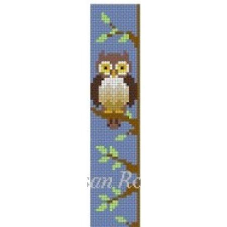 Key Fob - Owls