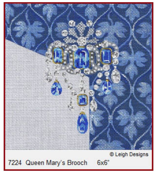 Queen Mary's Brooch