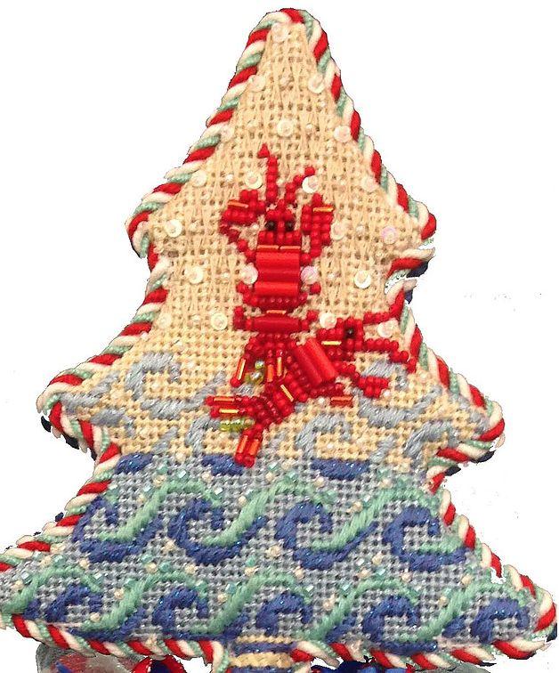 Coastal Lobster Bouy Tree
