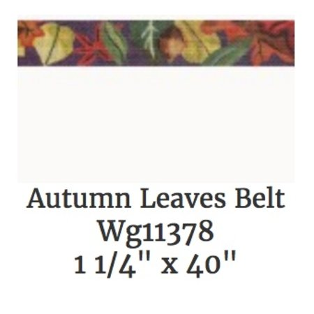 Autumn Leaves Belt