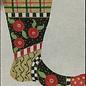 Mini Stocking with stitch guide #1