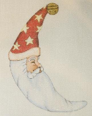 Moon Santa