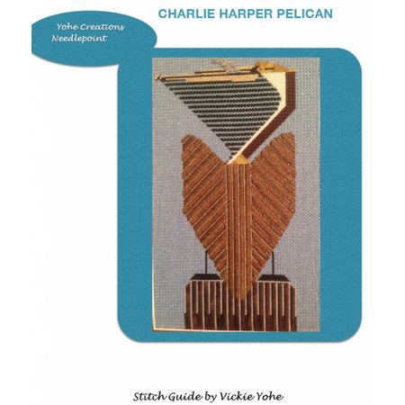 Stitch Guide Charlie Harper Brown Pelican