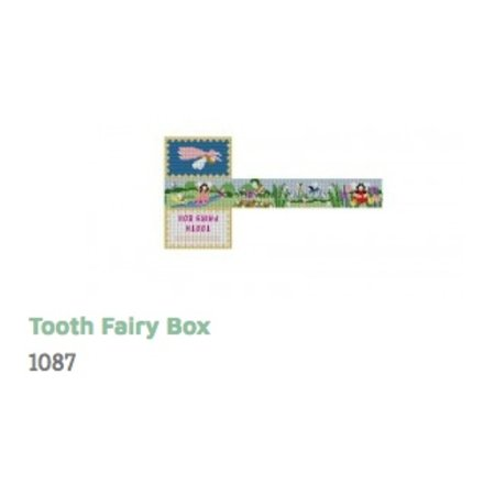 Fairies Tooth Fairy Box