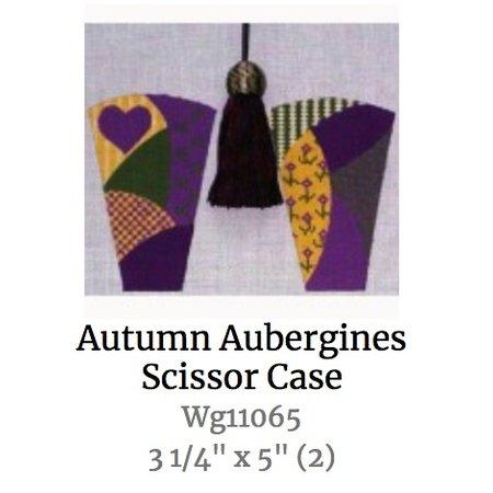 Autumn Aubergines