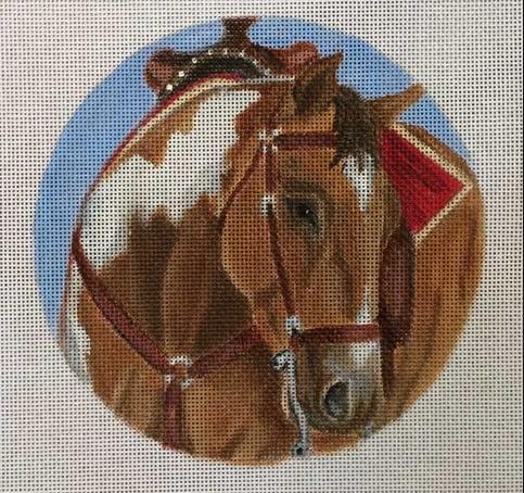 Western Saddle Horse