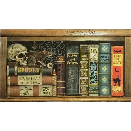 Scary Books 18M