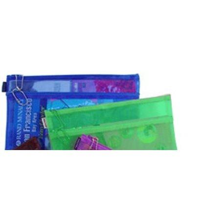Walker Bags Double Zip 7 x 9