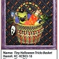 Tiny Halloween Tricks Basket  KC - KCB03