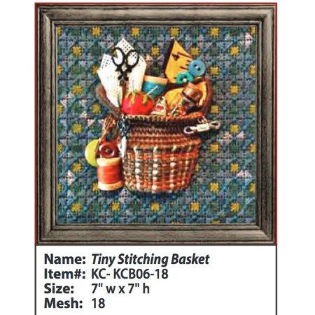 Sewing Stitching Basket KCB06-18