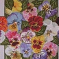 Pansy Brick Cover 13 ct