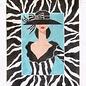 Zebra Lady