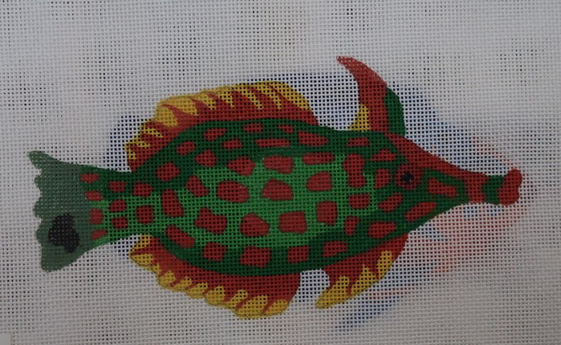 FILE FISH ORNAMENT