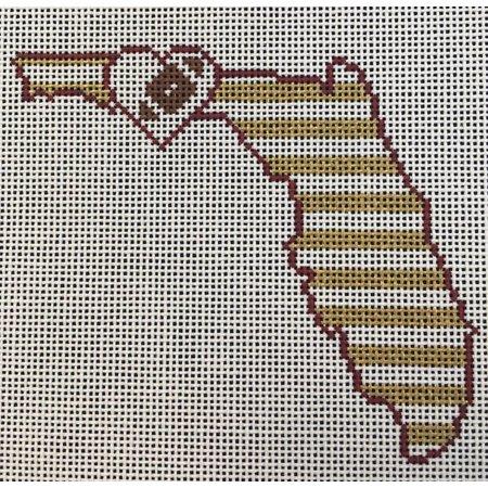 FSU Stripe Florida Football