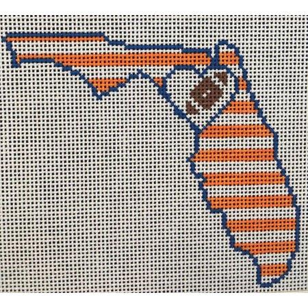UF Stripe Florida Football
