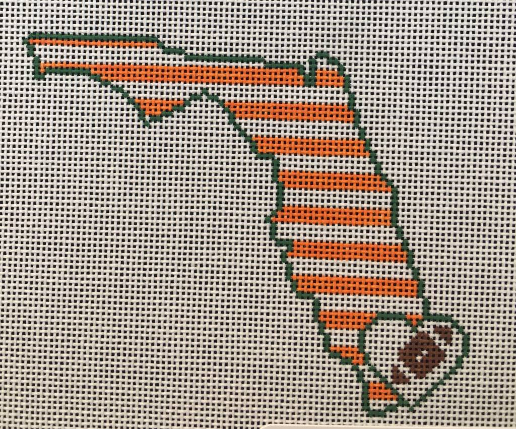 Miami Stripe Florida Football