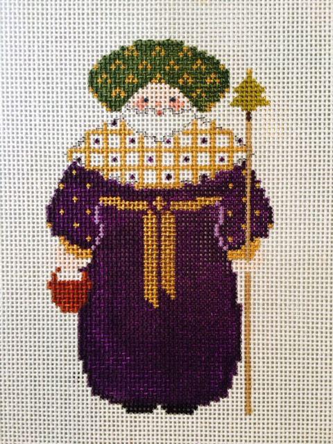 Elizabethan Santa w/ Stitch Guide
