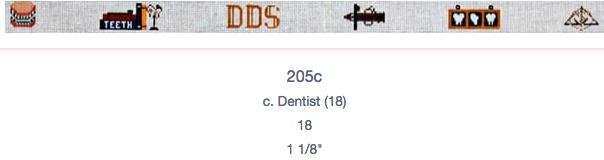 Dentist Belt