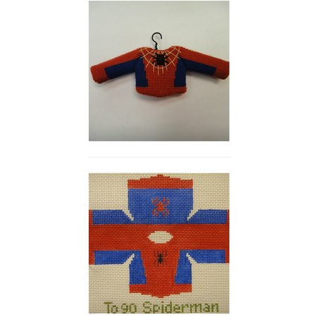 Spiderman Topper