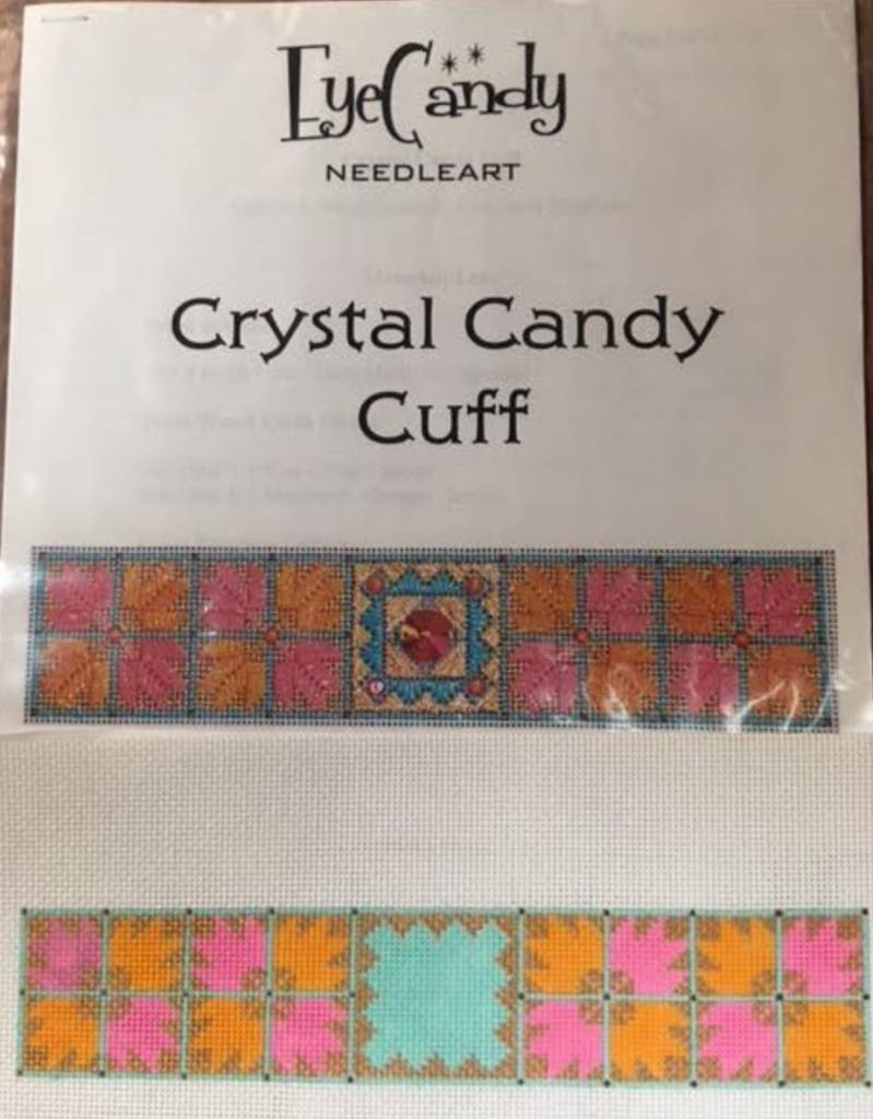 Crystal Candy Braclet w/Stitch Guide
