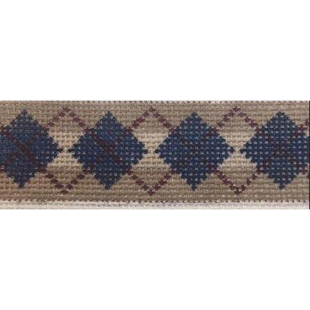 Argile Belt Blue and Brown