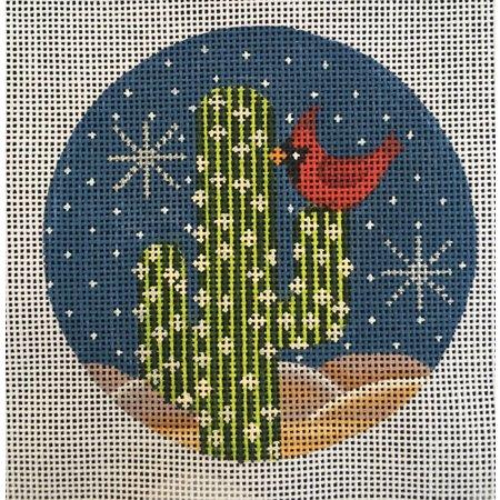Cardinal/ Cactus