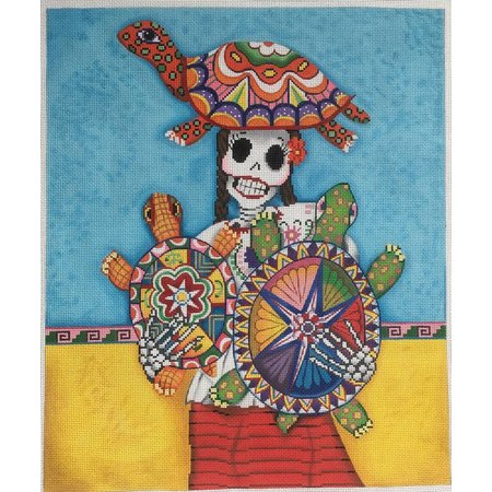 Day of the Dead - Turtle