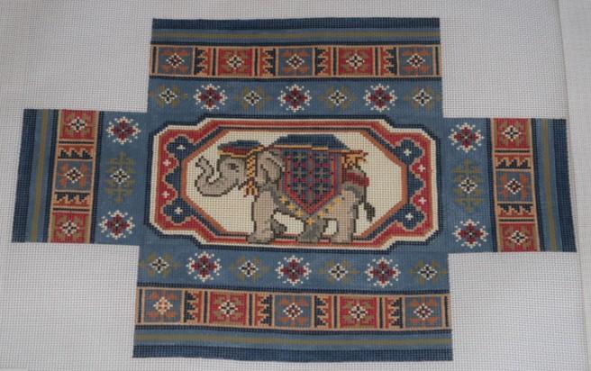 Elephant Brick Cover