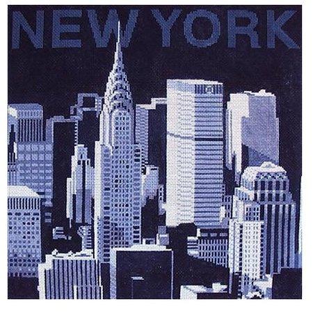 New York Skyline 13ct.