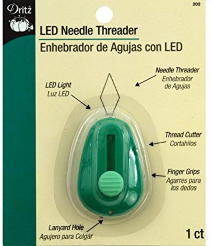 LED Needlethreader