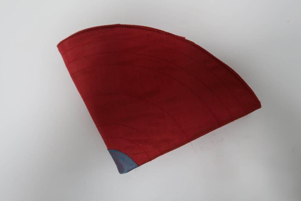 Fan Scissor Case --Opens to Circle
