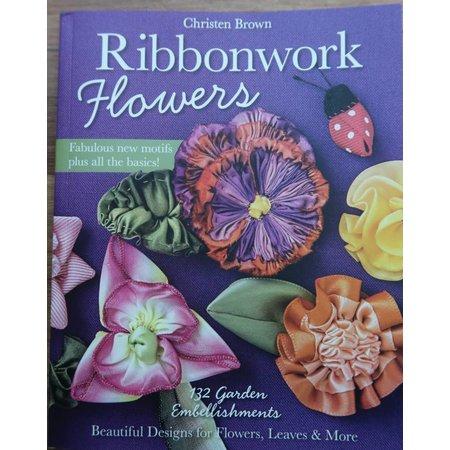 Ribbonwork Flowers