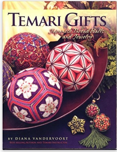 Temari Gifts - Japanese Thread Balls & Jewelry