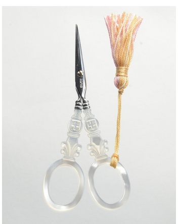 Mother of Pearl Scissors