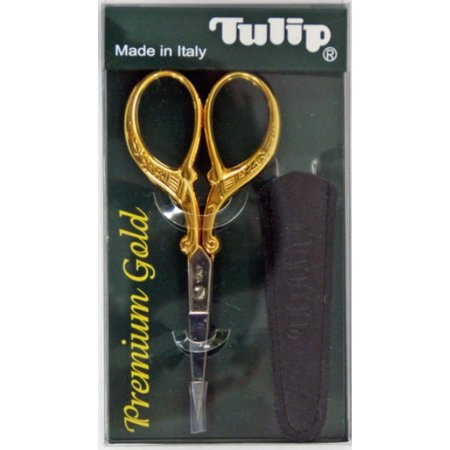 Tulip Premium Gold Scissors