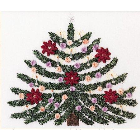 Christmas Tree Kit - Embrodiary