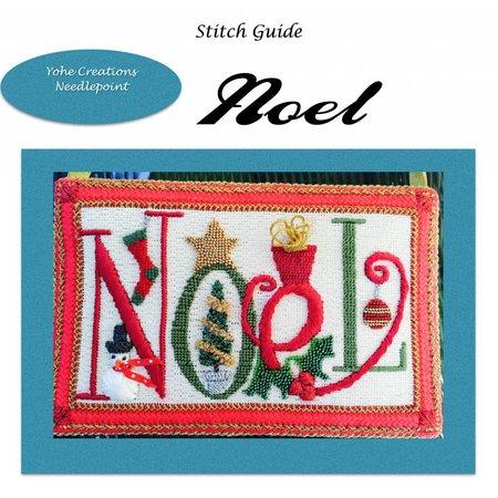 Noel Stitch Guide