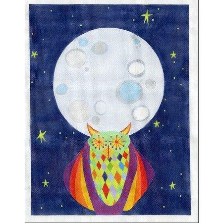 Big Moon Clock