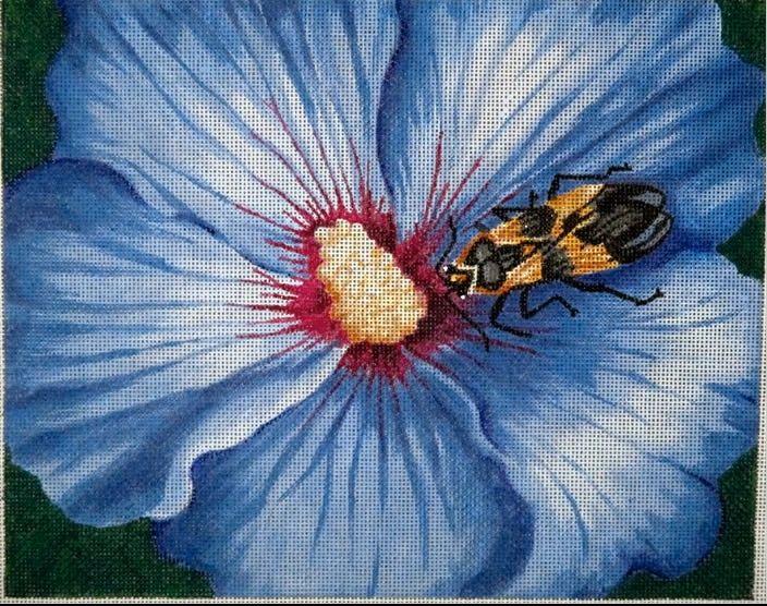 Hibiscus & Milkweed Bug